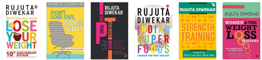 rujuta all books
